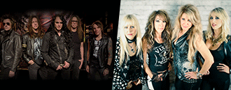 SKID ROW & VIXEN