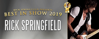 Best in Show Rick Springfield