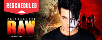 Criss Angel Raw - The Mindfreak Unplugged